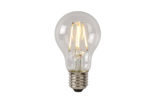 Lucide LAMP LED A60  Filament E27/5W 500LM 2700K Helder