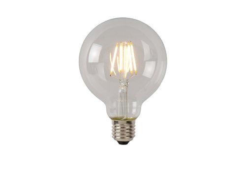 Lucide LAMP LED G95  Filament E27/5W 500LM 2700K Helder