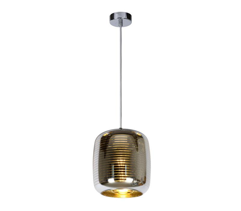 ERYN Hanglamp 1xE27 60W Ø20cm  Chroom