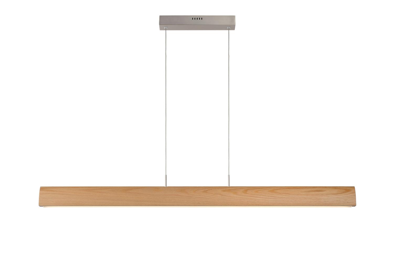 Lucide SYTZE Hanglamp-Licht .-LED Dimb.-34W-3000K-Hout