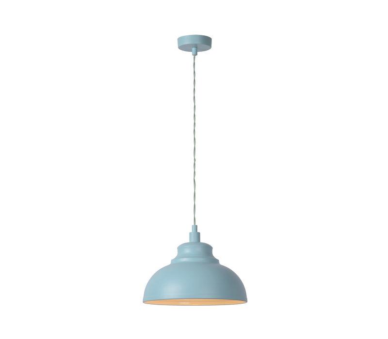 ISLA Pendel E14 D29 H22cm Pastel Blauw