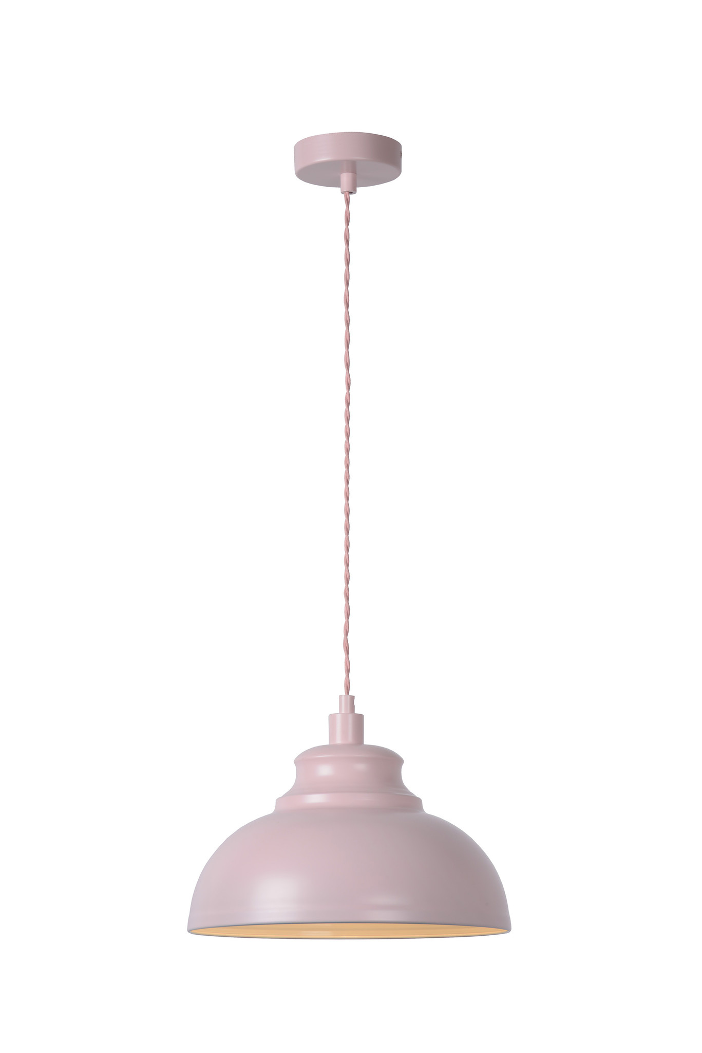 Lucide ISLA Pendel E14 D29 H22cm Rose