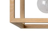 ORIS Pendel 4xE27 L120cm  Fineer Hout