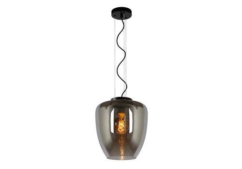 Lucide FLORIEN Hanglamp E27 60W Smoke