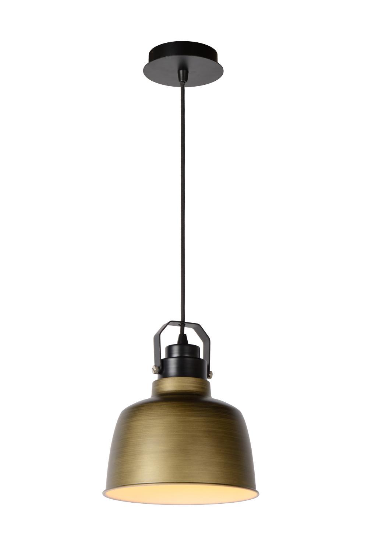 Lucide NAUT Pendel E27 �21.5 H152cm Brons