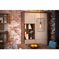 ESMEE Hanglamp 1xE27 60W Zwart