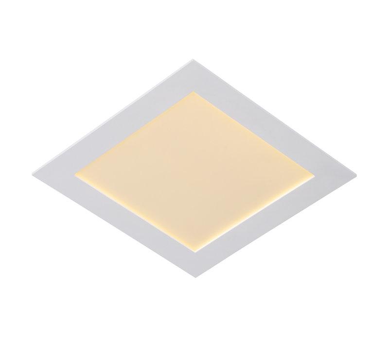 BRICE-LE. Inbouwspot-Wit-LED Dimb.-22W-3000K-IP40