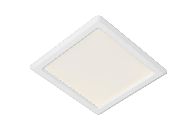 Lucide TENDO-LED Inbouwspot Variabele kleurtemperatuur 9W