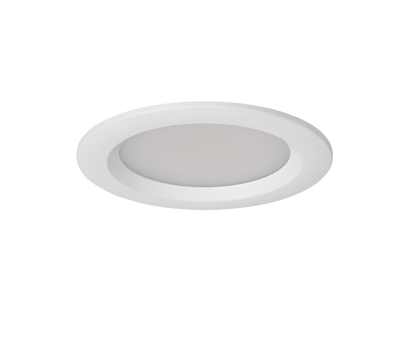 CIMIC-LED Spot 10W  inbouw D9cm  IP44 4000K Wit