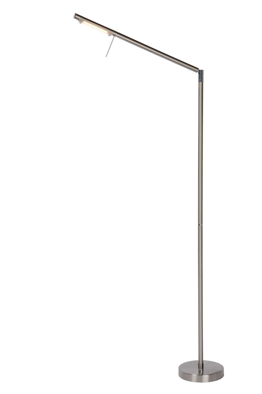 Lucide BERGAMO-LED Leeslamp 8W 3000K 600LM Mat Chr