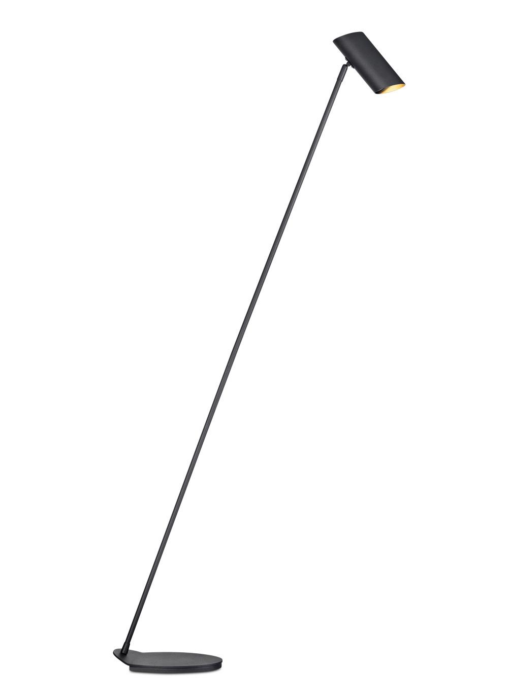 Lucide HESTER Leeslamp LED GU10excl H137cm Antraciet