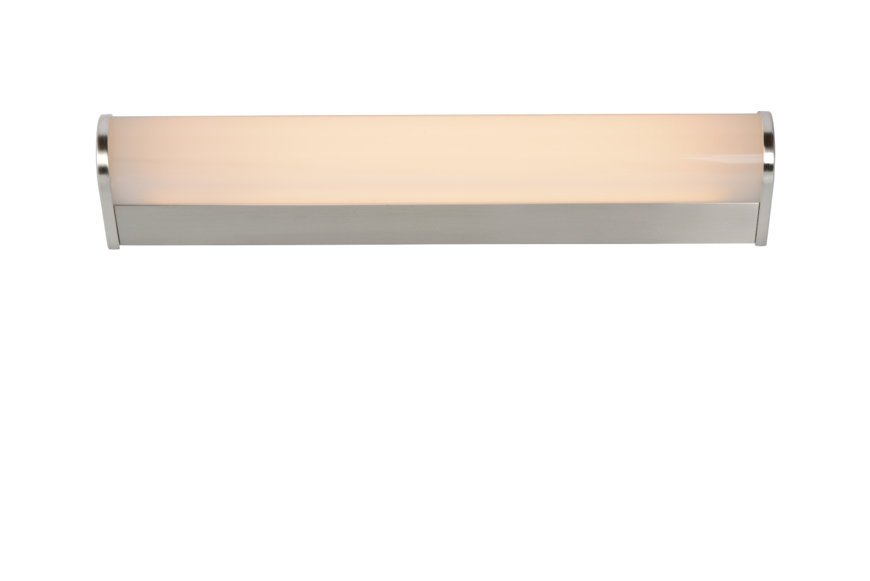 Lucide JASPER Spiegellamp Badk.-Mat ch.-LED-9W-3000K-IP44