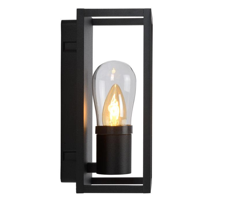 CARLYN Wandlicht Badkamer E14/6W Zwart