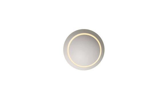 Lucide LUNA Wandlicht LED 4W 3000K D10.5cm IP54 Wit