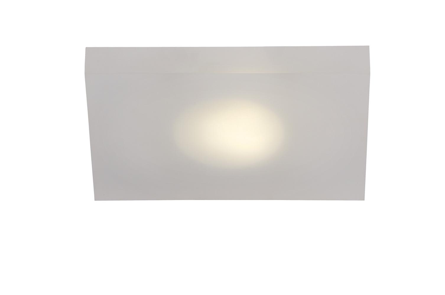 Lucide WINX-LED Wandlicht GX53/7W 6/15/20cm Ijsmat Acryl Diverse verlichting