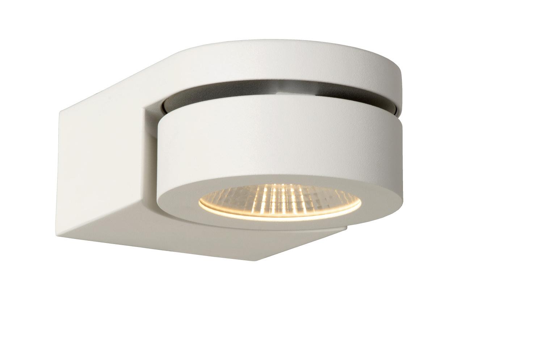 Lucide MITRAX Wandlicht LED 5W 3000K L15.7 W10 H5.6cm