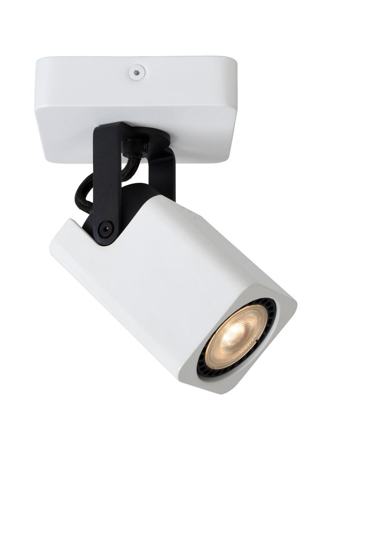 Lucide ROAX Spot LED GU10/5W incl Dimbaar 320LM Wit