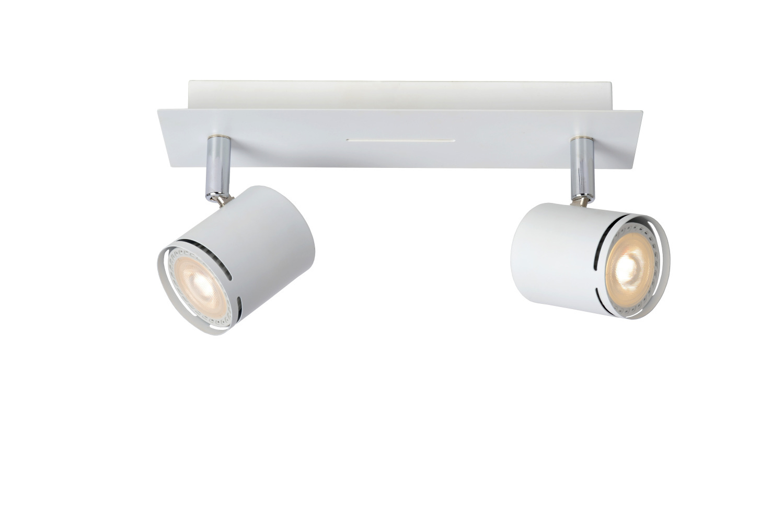 Lucide RILOU Spot LED 2x5W Wit