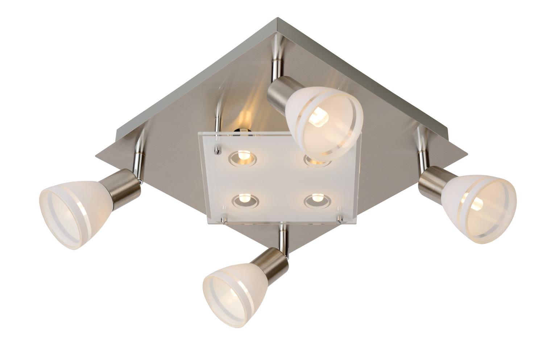 Lucide KOLLA LE. Plafondspot-Mat ch.-LED-8xG9-2W