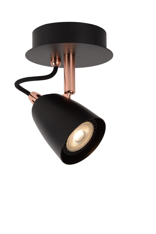 Lucide RIDE-LED Spot GU10/5W incl 3000K Koper