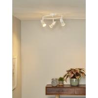 CARO-LED Spot Boog 3xGU10/5W Wit