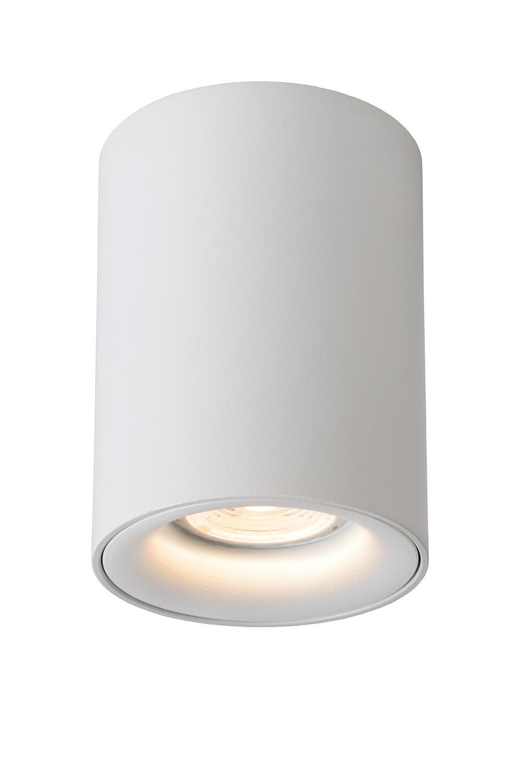 Lucide BENTOO-LED Spot GU10/5Wincl Ø8 H11cm Wit