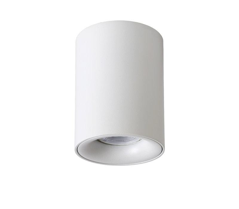 BENTOO-LED Spot GU10/5Wincl Ø8 H11cm Wit