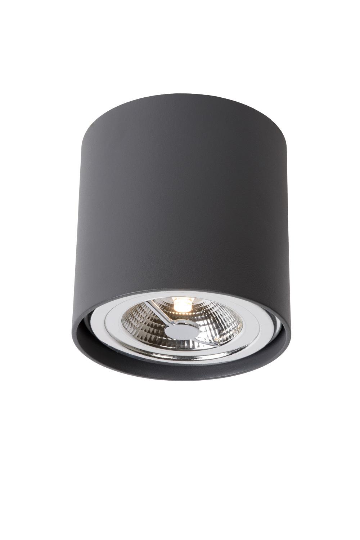 Lucide Spot Dialo LED rond antraciet