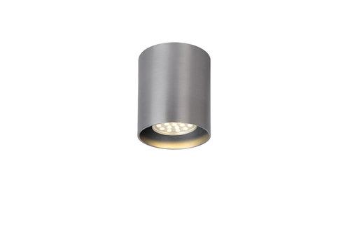 Lucide BODI Plafondlicht Rond GU10 excl. D8 H9.5cm Alu