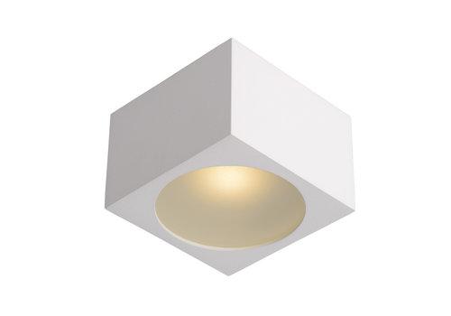 Lucide LILY Plafondlicht IP54 G9exl H6 W9 L9cm Wit