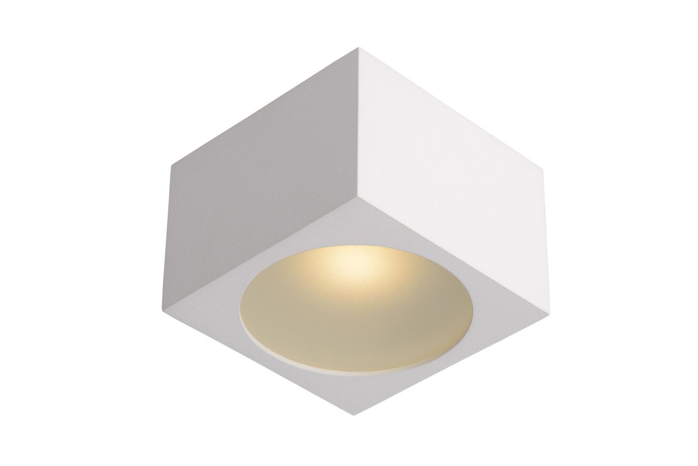 Lucide LILY Plafondspot Badk.-Wit-1xG9-4W-IP54-Alumin.