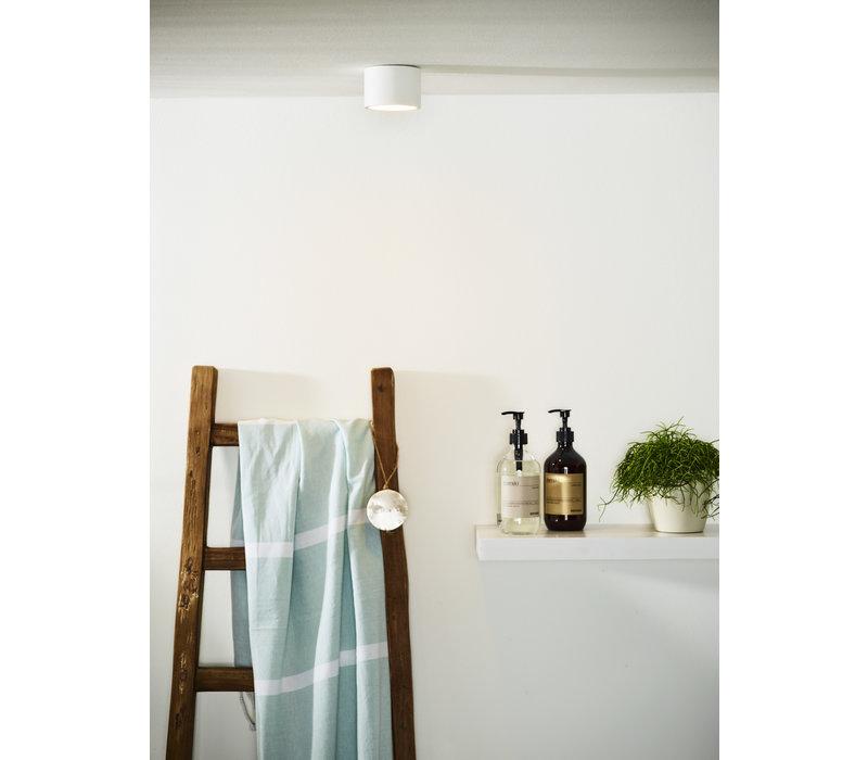 LILY Plafondlicht IP54 G9exl D8.9 H6cm Wit