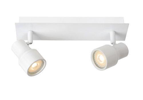 Lucide SIRENE-LED Spot 2xGU10/5W incl .Ø10 H11.5 L28cm