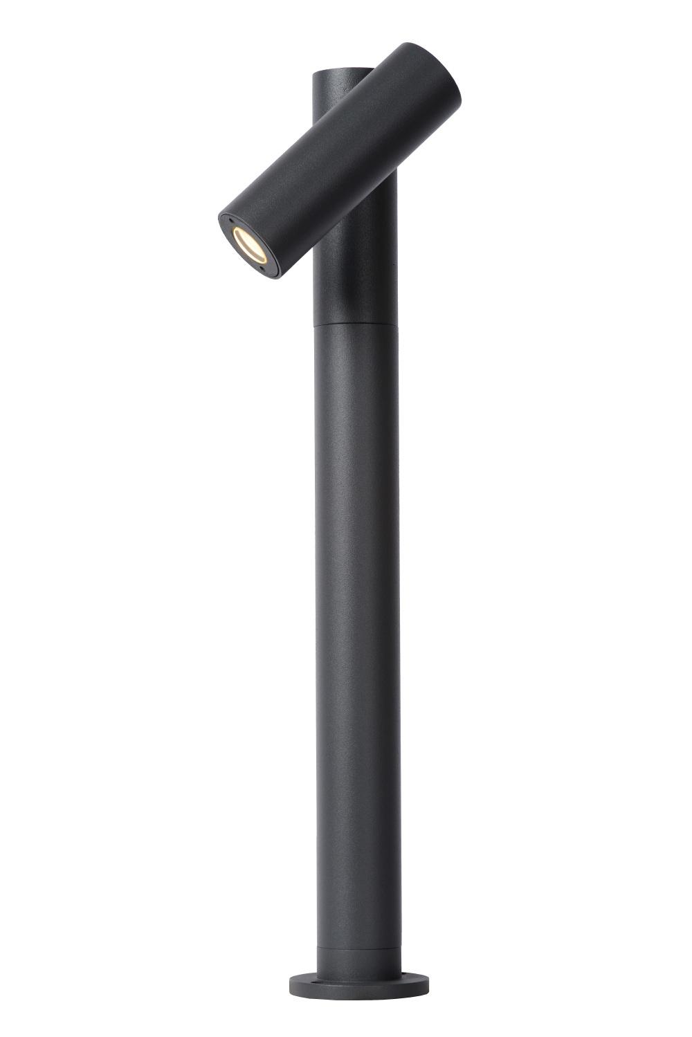 Lucide TATUM Tuinspot LED 4.5W H43cm Antraciet