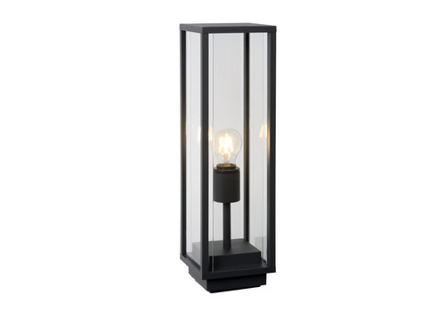 Lucide CLAIRE-LED Sokkel IP54 1xE27W Max60W L14 W14 H50cm