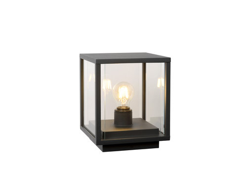 Lucide CLAIRE-LED Sokkel IP54 1xE27W Max60W L20 W20 H25cm