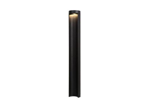 Lucide COMBO Paaltje LED 7W IP54 3000K H65 D9cm Zwart