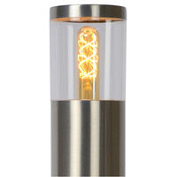 FEDOR Sokkellamp E27/40W H79.5cm Mat Chroom