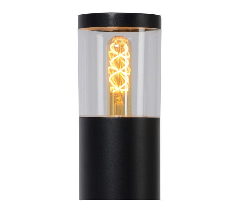 FEDOR Sokkellamp E27/40W H49.5cm Zwart