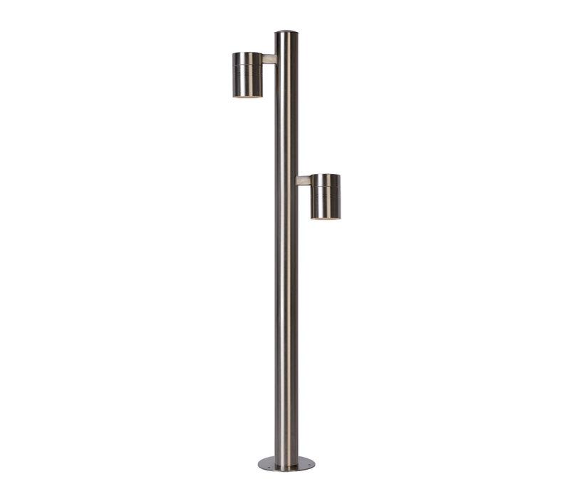 ARNE-LED Buitenlicht Paal H90cm 2xGU10/5W 350LM