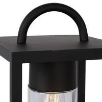 GLIMMER Draagbaar Buitenlicht E27 H45 W20cm Zwart