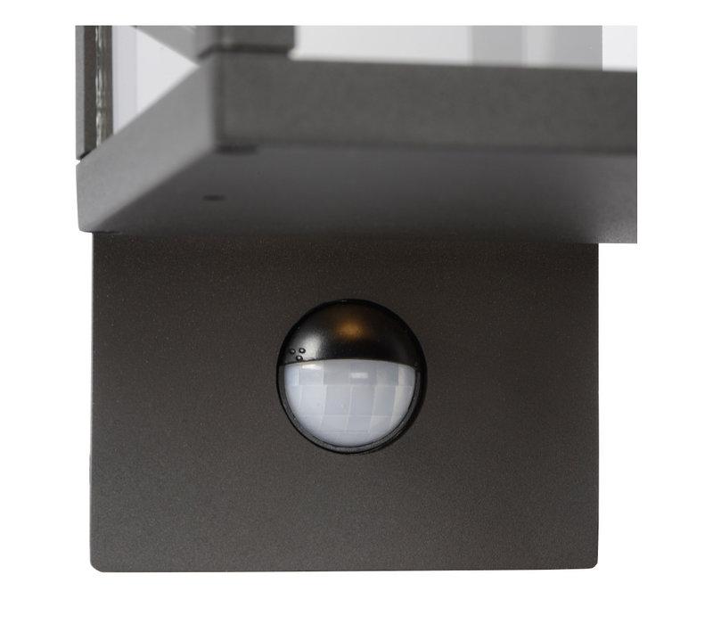 CLAIRETTE Wandlicht LED 15W IP54 Antraciet