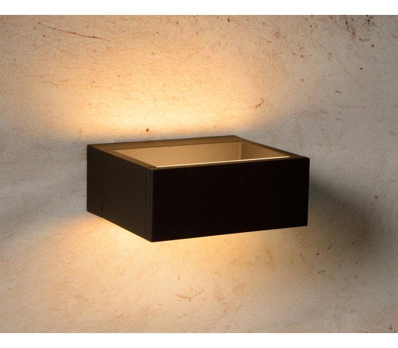 GOA Wandlicht LED 6W 420LM 3000K L15 W13 H6cm Ant