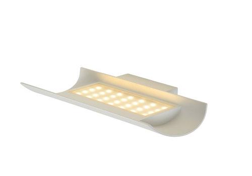Lucide DYVOR-LED Wandlicht IP54 15W L30 W20cm Wit
