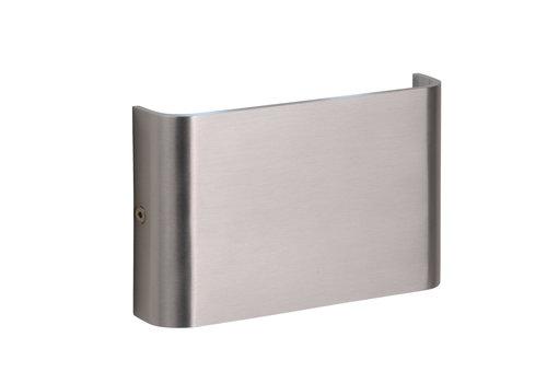 Lucide NIMO Wandlicht IP54 16/3/10cm LED 4x1W Alu