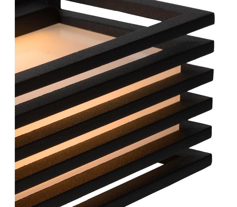 MALTA Wandlicht LED 5.4W 3000K IP54  Zwart