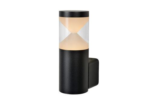 Lucide TEO Wandlicht LED 7W IP54 3000K 630LM Zwart