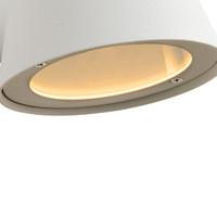 DINGO Wandlicht LED GU10/4.5W IP44 Wit