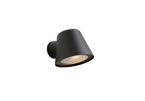 Lucide DINGO-LE. Wandlamp Buiten-Antrac.-LED Dimb.-1xGU10