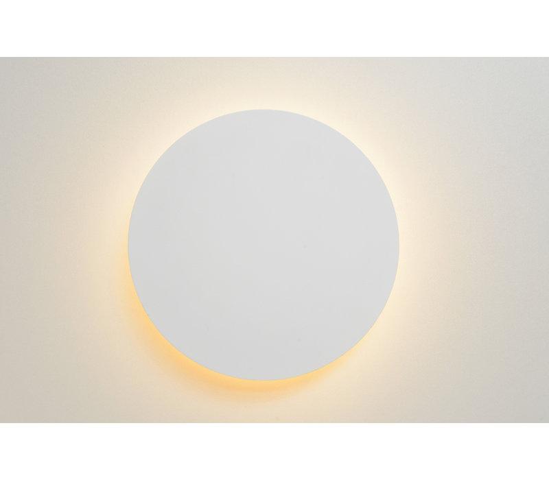 EKLYPS LED  Wandlicht  Ø25cm 8W 480LM 3000K Wit